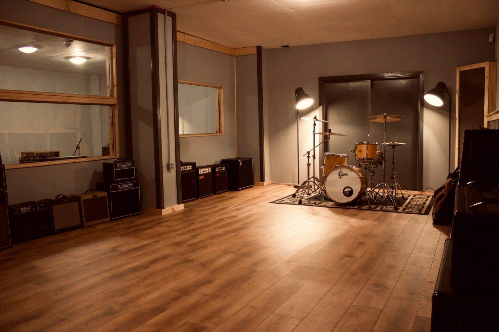 Ark Recording Studios Liverpool